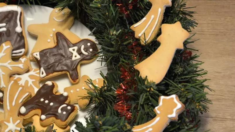 Ziemassvētku piparkūkas